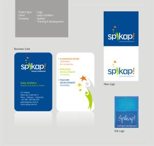 Spikap! Logo