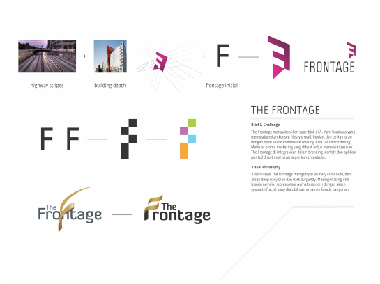 FRONTAGE-LOGO PROCESS