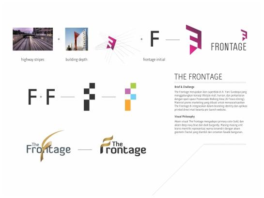 FRONTAGE-LOGO PROCESS